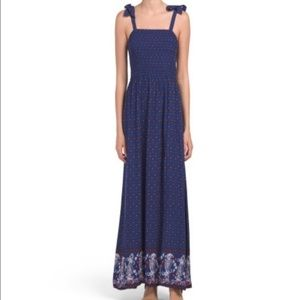 Band of Gypsies   Navy Maxi Dress in size 0